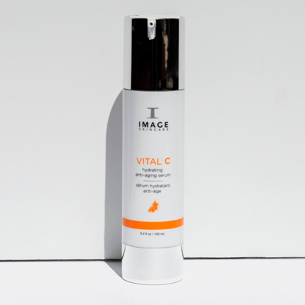 Антивозрастная сыворотка с витамином С — VITAL C Hydrating Anti-aging Serum DELUXE
